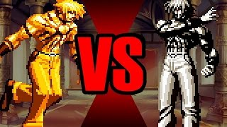 getlinkyoutube.com-♛Mugen♛ - Metal Orochi (12p) vs. Stone Orochi (1p)