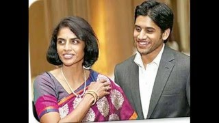getlinkyoutube.com-NAGA CHAITANYA MOTHER & ACTOR NAGARJUNA EX WIFE PHOTOS !!