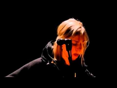 Anna Ternheim live @Kampnagel Hamburg 2012: My Secret