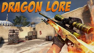 getlinkyoutube.com-CS:GO - AWP Dragon Lore Gameplay