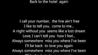 Scorpions - Always Somewhere - HQ -  Scroll Lyrics