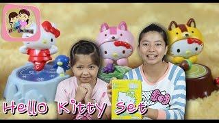 getlinkyoutube.com-Hello Kitty Set พี่ฟิล์ม น้องฟิวส์ Happy Channel
