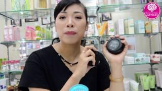 getlinkyoutube.com-Phân biệt Thật - Giả Phấn nước April Skin Magic Snow Cushion | Mỹ phẩm Victory