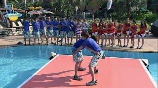 Super Junior Eunhyuk vs Big bang Seungri Race King of Idols