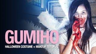 Gumiho Halloween Costume + Makeup Tutorial