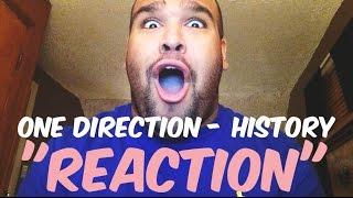 getlinkyoutube.com-One Direction - History [REACTION]
