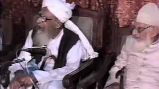 getlinkyoutube.com-Isteqbaal Maulana Saalim Qasmi and Maulana Anzar Shah Kashmiri at Dar e Bani Hashim(2)