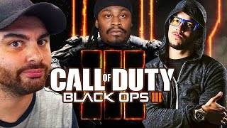 "getlinkyoutube.com-Marshawn Lynch Plays ""Call of Duty: Black Ops 3"" With Typical Gamer & Hike The Gamer"