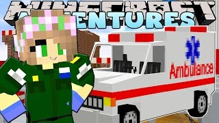 getlinkyoutube.com-Minecraft Hospital - Little Kelly : 911 EMERGENCY CALL OUT!