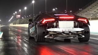 getlinkyoutube.com-The FASTEST Lamborghini Huracán in the WORLD!!