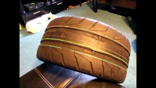getlinkyoutube.com-Checking Out The Nittos NT05 Plus Tire Paint