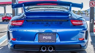 getlinkyoutube.com-Exotics Racing - Porsche GT3 - Las Vegas