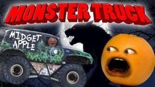 getlinkyoutube.com-Annoying Orange - Monster Truck (AC/DC Thunderstruck Parody)
