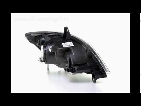 1ZS MB Vito-Viano (W639) 09 Головная Блок-Фара Би-Ксенон LED