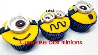 getlinkyoutube.com-Cupcake dos minions