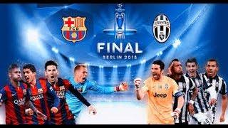 getlinkyoutube.com-Barcelona vs Juventus: 3 - 1 ~ Full Match & Highlights  Final Champions 2015 |HD