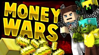 Minecraft: STOP INVADING US | Money Wars - Ep: 03 (Fun PvP Mini Game)