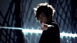 Kim Hyun Joong Cut in SS501 Solo Collection MV