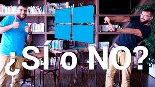 getlinkyoutube.com-Actualizar a Windows 10: ¿Sí o No?