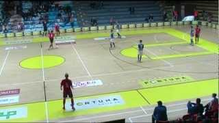 getlinkyoutube.com-2013 5 Futsal match No.5 Norway vs Bosnia and Herzegovina