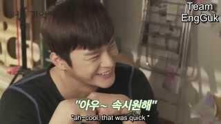 getlinkyoutube.com-[ENG SUB] Seo In Guk & Jang Na Ra (2015.07.07 I Remember You BTS) 서인국 장나라