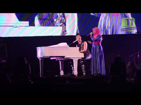 Wang Lee Hom & Najwa Latif - Getaran Jiwa (Music Man 2 @ Genting Highland)