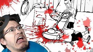 getlinkyoutube.com-WARNING: SO BRUTAL   Whack Your Neighbor