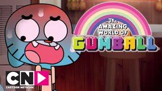 getlinkyoutube.com-Distractions | Le Monde Incroyable de Gumball | Cartoon Network