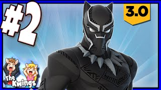 getlinkyoutube.com-Disney Infinity 3.0 - Marvel Battlegrounds (Story) Walkthrough Part 2 Black Panther