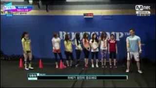 getlinkyoutube.com-SENTINEL UPTOWN JYP Sixteen Ep 7 식스틴 7 회 150616