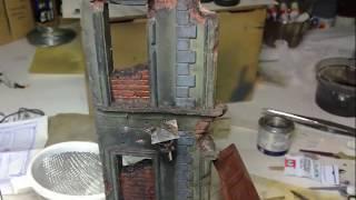 getlinkyoutube.com-Making of the M3A2 Diorama   1/35