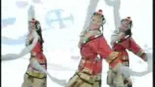 getlinkyoutube.com-高原红(藏族女子群舞)