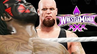 getlinkyoutube.com-WWE 2k15 MyCAREER Next Gen Gameplay - HELL & BACK! Undertaker, WWE WORLD HEAVYWEIGHT TITLE & More!