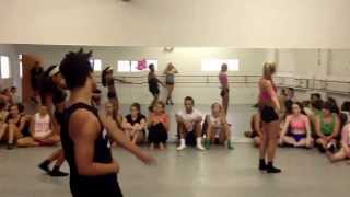 getlinkyoutube.com-Mollee Gray Choreography- Blood On The Leaves
