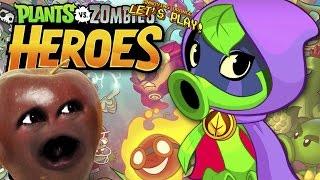 getlinkyoutube.com-Midget Apple Plays - Plants vs Zombies: Heroes