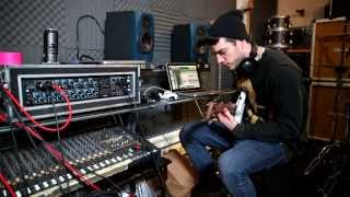getlinkyoutube.com-Focusrite // Young Guns record with Saffire Pro 40 and Octopre Mk II Dynamic