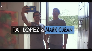 getlinkyoutube.com-Mark Cuban & Tai Lopez: 19 Lessons From Having A Billionaire Over At The House For 4 Hours