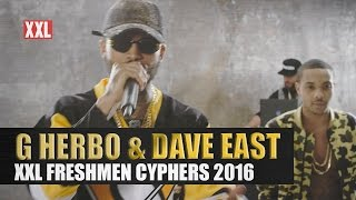 getlinkyoutube.com-G Herbo & Dave East's 2016 XXL Freshmen Cypher
