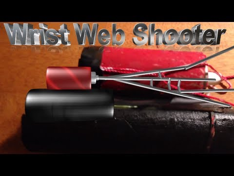 How to Make a Wrist Web Shooter