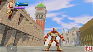 Venice: Saint Mark's Square a Disney Infinity Toy Box preview
