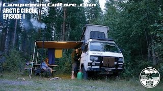 getlinkyoutube.com-CampervanCulture.com Arctic Overland Series Part 1