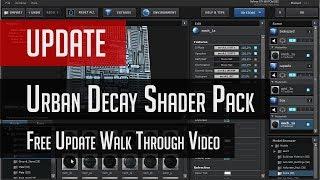 getlinkyoutube.com-Urban Decay Shader Pack Update