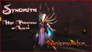 getlinkyoutube.com-Neverwinter Online - Module 6 Syndrith High Priestess of Lolth