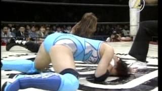 Reggie Bennett vs Toshiyo Yamada vs Takako Inoue ( Part 1 )