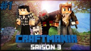 getlinkyoutube.com-[Minecraft] CraftMania Saison 3 Ep.1 L'aventure commence !!