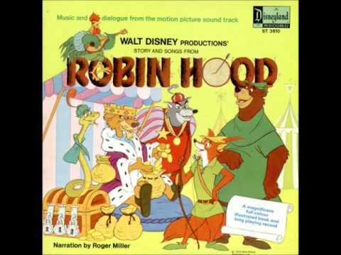 Robin Hood OST - 01 - Overture