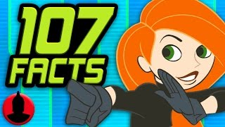 getlinkyoutube.com-107 Kim Possible Facts - (Tooned Up #225)   ChannelFrederator