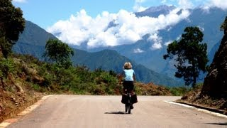 getlinkyoutube.com-Cycling in China, Yunnan (long version)