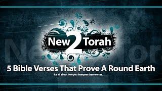 getlinkyoutube.com-5 Bible Verses That DISPROVE The Flat Earth and Bonus!