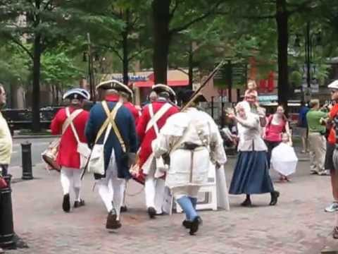Mecklenburg Declaration Day (Meck Dec) - May 20, 2013 - Marching Drummers